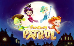 Fantasy Patrol animated series has become the leader of tv viewing in Sweden!