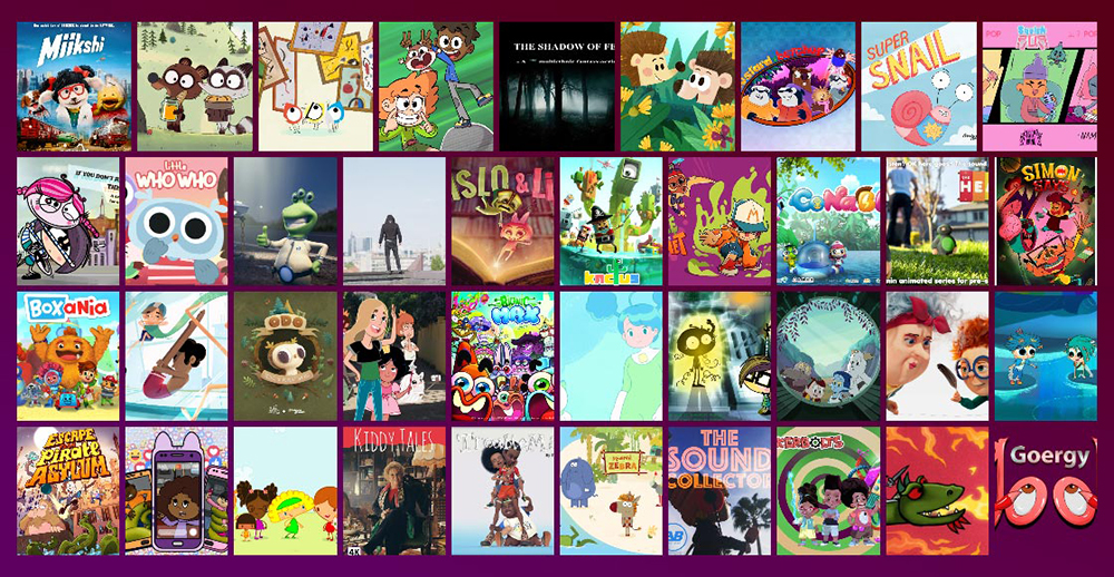 Kids Content Showcase 2020